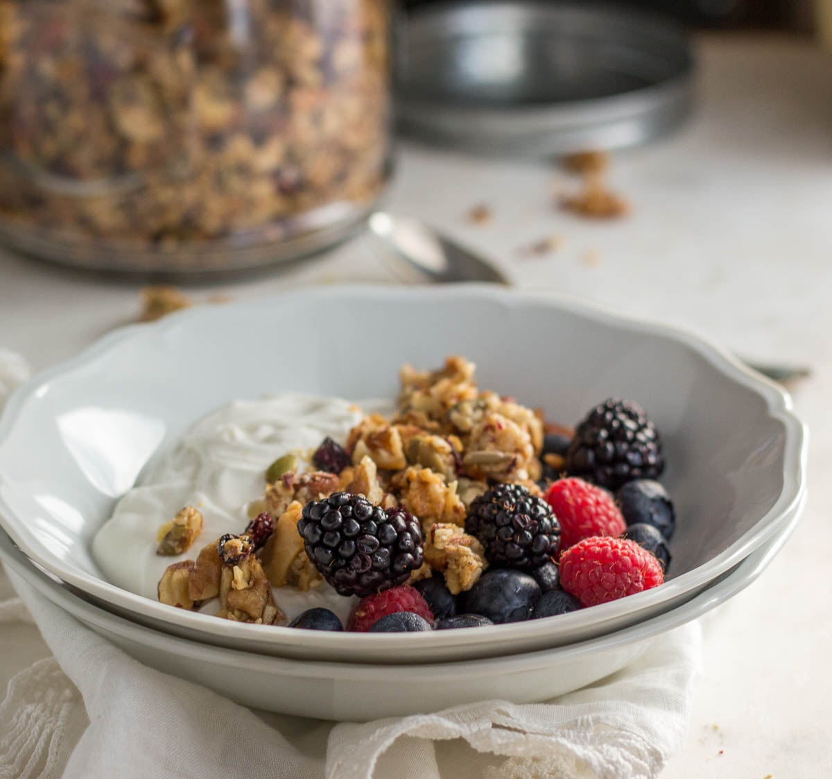 How to Balance Your Keto With Nuts, Yogurt, Cereals and Other Foods
