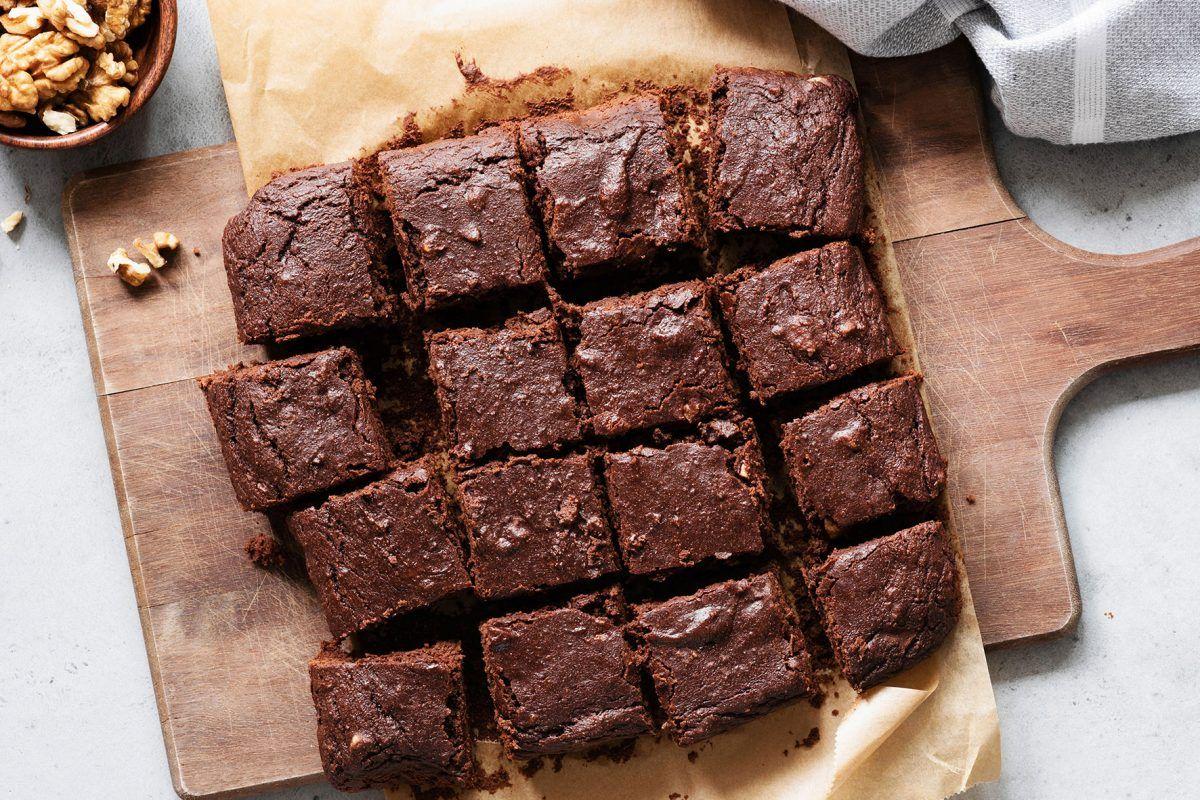 Almond Flour Brownies Getfitqueen