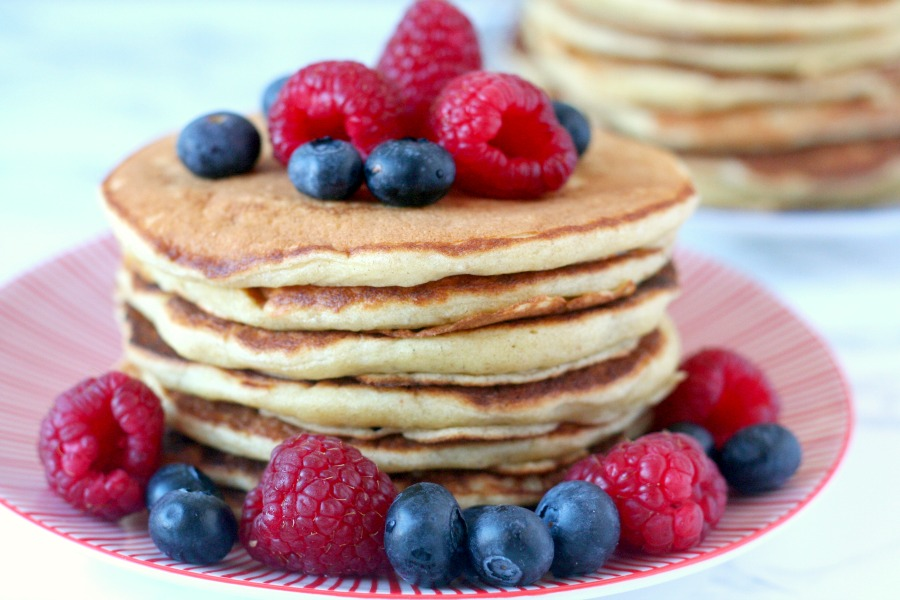 Keto Pancakes Getfitqueen.com