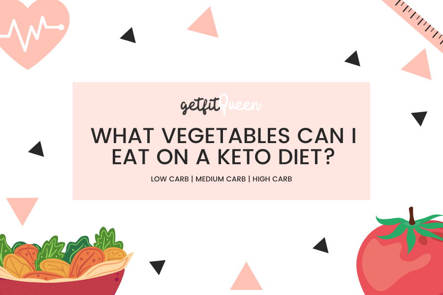 What Vegetables Can I Eat on a Keto Diet Getfitqueen.pmg